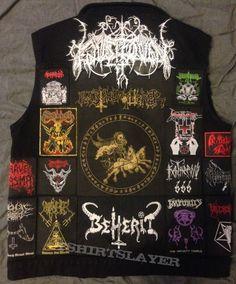Start of a new vest