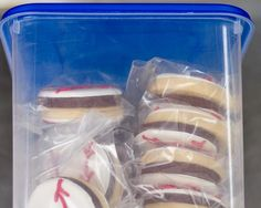 Beki Cook's Cake Blog: Tip for Tuesday: How To Freeze Decorated Sugar Cookies
