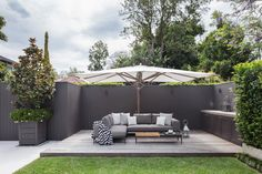 Hunters Hill Residential Project - Wyer & Co. - Landscape design, reimagined.