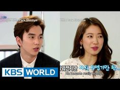Yoo Seung Ho shares his first interview back from the military with Park Shin Hye