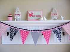 bunting how-to @Natalie Miller