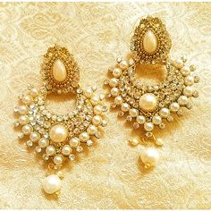 Shop Lalso Designer Stylish Dangler Drop White Pearl Diamond Earrings For Wedding, Party, Gift, Diwali - Lae19w by Lalso Lifestyle online. Largest collection of Latest Earrings online. ✻ 100% Genuine Products ✻ Easy Returns ✻ Timely Delivery