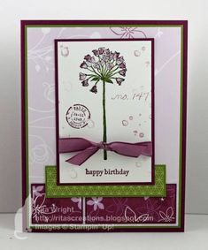 FMS29: Simply Razzleberry by kyann22 - Cards and Paper Crafts at Splitcoaststampers