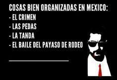 Cosas bien organizadas en México
