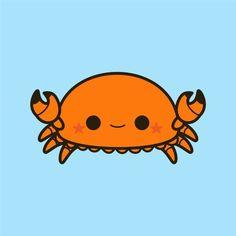 #kawaii #crab