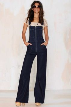Citizens of Humanity Olivia Overalls | Shop Clothes at Nasty Gal!