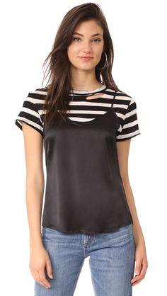 RTA Demi Top. #rta #cloth #dress #top #shirt #sweater #skirt #beachwear #activewear