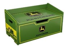 John Deere toybox pretty sure Heath dreams about things like this!