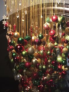 Christmas Decorations Home Tour 2013 by Interior Designer