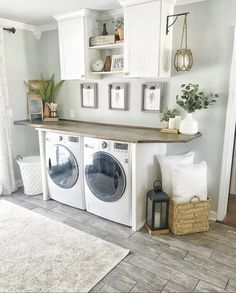 40 Best Laundry Room Organization Ideas With Farmhouse Style room ikea . Small Laundry Rooms, Laundry Room Organization, Laundry Room Design, Organization Ideas, Laundry Room Colors, Storage Ideas, Farmhouse Laundry Room, Farmhouse Style, Farmhouse Ideas
