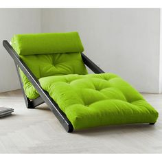 cool futon lounge chair  i want to invest in this  figo futon chaise lounge with wenge frame   unfinished man   mini      rh   pinterest