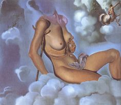 """artimportant: """"Salvador Dalí - Honey is Sweeter than Blood, 1941 """""""