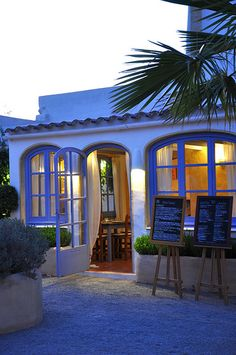 Cicale, ibiza. One of the best italians in Ibiza. Cozy little restaurant, love it.