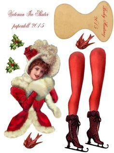 Hello Creative Sisters shares projects, tips and positivity. Victorian Christmas, Christmas Paper, Vintage Christmas, Christmas Crafts, Xmas, Victorian Paper Dolls, Vintage Paper Dolls, Victorian Dollhouse, Modern Dollhouse