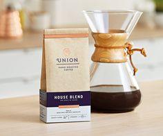 Union Hand - Roasted Coffee