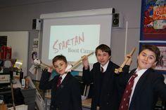 Classics Club at Bromsgrove Preparatory School