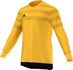 e9f8faafb44 adidas Entry 15 Goalkeeper Jersey - Gold and Black Goalkeeper, Soccer  Cleats, Shoe Shop