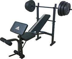 cool Adidas Strength Bench w/45kg