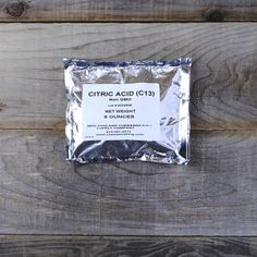 - Overview - Features - Learn More - Citric Acid is used for making the 30 Minute Mozzarella and Ricotta Cheeses - use it make delicious homemade cheese in a fraction of the time. - 8oz Citric Acid (N