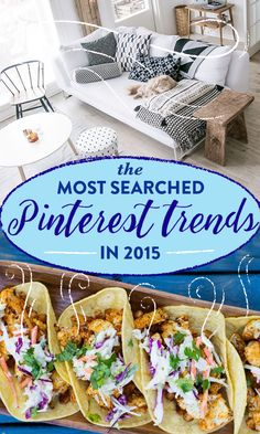 Take a trip around the world with the most popular Pinterest trends from all over the world.