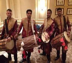 Our fantastic Dhol players are available for hire for Indian festivals in London & the UK.