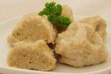 Rychlé knedlíky z ovesných vloček Gnocchi, Dumpling, Vegan Recipes, Vegan Meals, Granola, Frozen, Gluten Free, Homemade, Food And Drink