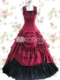 Gothic Lolita costume
