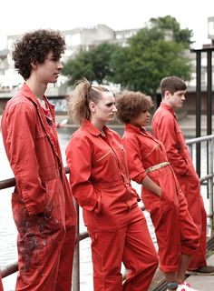 Misfits, this show is the best