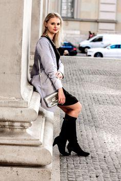 Kuck nach hinten und dann nach vorne Statt unseren Ballast abzuwerfen ziehen wir ihn ewig hinter uns her. Dabei könnten wir ohne doch noch viel erfolgreicher, motivierter und auch glücklicher sein. Wie du das am besten machst erfährst du heute auf Be Sassique #black #autumntrend #trend #style #fashion #munich #münchen #mode #herbsttrend #damenmode #blogger #fashionblogger #oper #letitgo #motivation