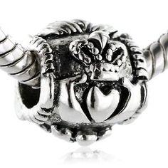 irish pandora charm Omg. I love. I need this charm. Claddagh.... I wish Pandora made a bead like this!!