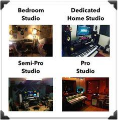 4 studio levels