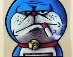 Terpopuler 30 Gambar Cowok Keren Merokok Kartun Download 100 Gambar Doraemon Merokok Keren Gratis Download Bakteri Di Doraemon Disney Characters Character