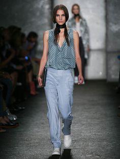 Fashion week Marc Jacobs ! Sportwear but in a casual chic way. Love it
