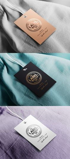 Discover this latest addition to our #freedesign resources! This is clothing tag #PSD #mockup to help you showcase your branding identity with a few clicks.  You can add your design by simply double-clicking on the top Smart Object layer in the PSD file and you are all done with a few moments.