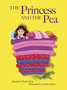 The Princess and the Pea Available in SBPS MeeGenius Library