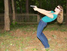 The Seven Deadly Sins of Handgun Shooting: Doin' the Bernie