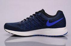 Nike Air Zoom Pegasus 32 Blakc/Deep blue/Sapphire/White Mens Training Shoes 749340-014