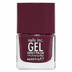 nails inc. - Gel Effect Polish in Kensington High Street  #sephora