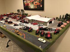 The Backyard Shed Truck Models Japanese Garden Backyard, Japanese Garden Design, Farm Images, Custom Hot Wheels, Toy Display, Farm Toys, Mini Farm, Remote Control Cars, Model Train Layouts
