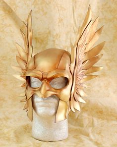 RESERVED for John  Hawkman Inspired Leather Handmade by PlatyMorph
