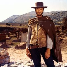The Good The Bad and The Ugly, one of my favorite westerns. My Dad taught me to love westerns.