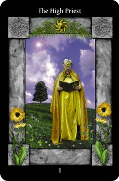 Use our free tarot reading application to forecast your future and receive insight. The Magician Tarot, Free Tarot Reading, High Priest, Tarot Decks, The Magicians, Marvel, Cards, Blog, Painting