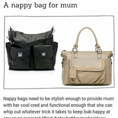 Our Boowiggie Ella Duo and Lily leather nappy bags featured in Mums Grapevine Ultimate Baby Shower Gift Guide! #designernappybags #leathernappybags #nappybag #babybag #diaperbag #boowiggie