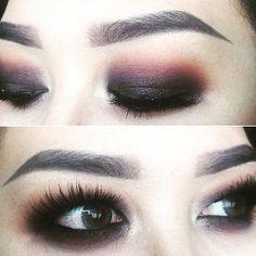 #Eyemakeup inspiration by @sayaka_xx wearing our #falsie style #GLM12 ShopEyemimo.com/falseeyelashes-glm12