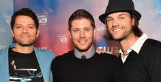 Supernatural  #Sam #Dean #Castiel #Jared #Jasen #Misha #Supernatural #Sobrenatural