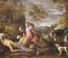 The Good Samaritan, a retelling | Kingdom In The Midst