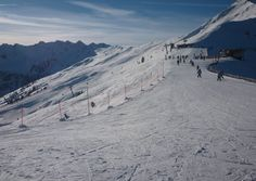 SKIING. Skiing in Alpbach offers every amenity including 45 km of groomed trails and 87 km of immaculate cross-country skiing trails in scenic surroundings.