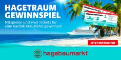 HAGETRAUM Gewinnspiel von hagebau.de