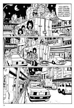 tekkon kinkreet manga - Google Search