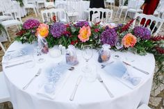 #wedding #weddingflowers #ceremony #peonies #hydrangea #flowerrunner #kefalonia My Wedding Planner, Centerpieces, Table Decorations, Our Wedding Day, Event Styling, Amazing Flowers, Fairy Lights, Hydrangea, Peonies
